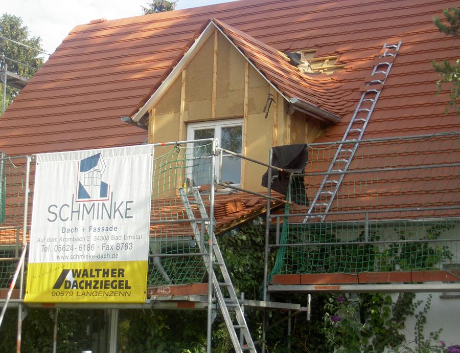 Bedachung und Photovoltaik-Anlage, Kassel